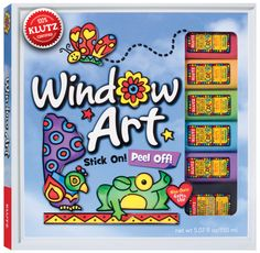 Scholastic Australia | February 2013 | KLUTZ Window Art