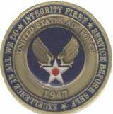 Trip to Air Force Basic Training Graduation