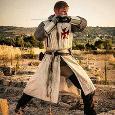Christian Soldiers, Crusader Knight, Sword Fight, Medieval Times, Chivalry, Knights Templar, Dark Ages, Middle Ages, Character Inspiration
