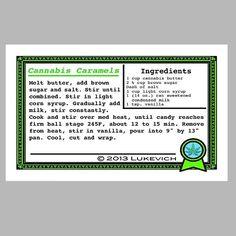 "Junkyard Junkies Series 1 back ""Cannabis Caramels"" #JunkyardJunkies #JJ #Recipes #Recipe #medicalmarijuana #medicalcannabis #cannabisculture #cannabiscommunity #marijuana #Thc #CBD #kusharmy #hemp #sativa #indica #Smoke #stoned #Edibles #greenlife"