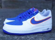"Nike Air Force 1 Low ""Knicks"" (Release Date)   KicksOnFire.com"