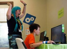 Real-world projects can help make computer coding more engaging for students.