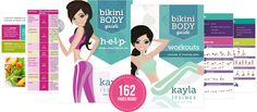 Get started with the Bikini Body Guide (BBG) or Kayla Itsines meal plan! Do BBG workouts at home or in the gym with Kayla's ebooks! Kayla Itsines Review, Kayla Itsines Workout, Abc Juice, Always Feeling Hungry, Thigh Toning Exercises, Bbg Workouts, Homemade Almond Butter, Bikini Body Guide, Supplements Online