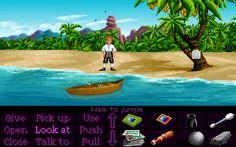 The Secret of Monkey Island, 1990 (LucasArts)