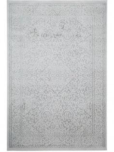 Teppich Optic Cosy Grau