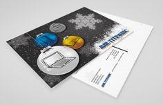 Postkarte für B.W. Vertrieb GmbH (2014) - Werbeagentur muto websolutions e.U. - Burgenland, Oberwart