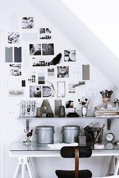 Helt Enkelt: My new workspace...
