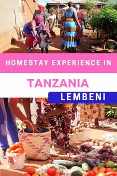 Read how Joanna, from The World in My Pocket, experienced her stay in Lembeni-village!