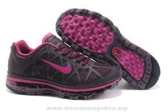 Womens Nike Air Max 2011 429890-650 Wine Vivid Grape
