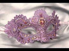 Luxury Lace Masquerade Masks