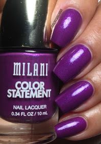 Milani Color Statement ● Ultra Violet