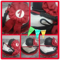 Torta caballo / horse'cake