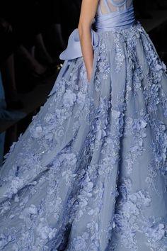 "parisfashionhouse: ""Zuhair Hello Murad Spring 2016 Couture details """