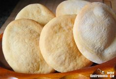 buena receta de pan pita