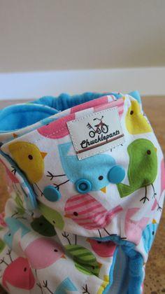 Custom Cloth Diaper