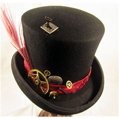 Safari Steampunk Anyone? Steampunk is a rapidly growing subculture of science fiction and fashion. Steampunk Hut, Steampunk Top Hat, Steampunk Wedding, Steampunk Costume, Steampunk Clothing, Steampunk Fashion, Steampunk Outfits, Steampunk Design, Larp