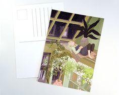 "✓ ""Loft Postcard"" por TheVintagePostbox"