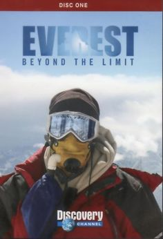 EVEREST - Beyond The Limit - Part 1 - Discovery Channel DVD http://www.ebay.co.uk/sch/m.html?_nkw=everest&_sacat=0&_odkw=liquid&_osacat=0&_ssn=robs_rare_recordings