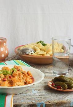 Hát nem is tudom . . . annyira egyszerű recept. Sok zöldségből nagyszerű ételt lehet kihozni, mint pl. ez a...