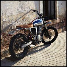 Honda Dominator by: Kiddo motors