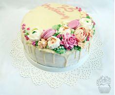 Flowers cake ;)