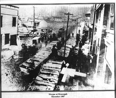 FAIRMONT, W. Dec 1907 - At 2 o'clock officers of the mine announced fire under control and said rescue work would resume. Another body has just been taken from the mine. Sixteen Tons, West Virginia History, Historical Fiction Novels, Coal Miners, Marion County, Mother Jones, Mountain States, Heaven On Earth, Candy Recipes