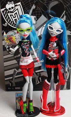 Monster High Ghoulia, Monster High Art, Monster Girl, Ever After High, Monster High Dolls, Blythe Dolls, Bjd, Harajuku, Cool Outfits