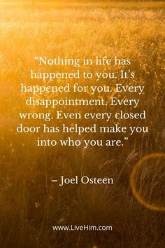 10 Inspirational Quotes From Joel Osteen – Live Him Words Of Wisdom Quotes, Prayer Quotes, Words Of Encouragement, Faith Quotes, Life Quotes, Motivational Quotes For Life, Great Quotes, Positive Quotes, Inspirational Quotes