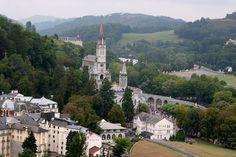 * Basílica do Rosário *  Lourdes, França.