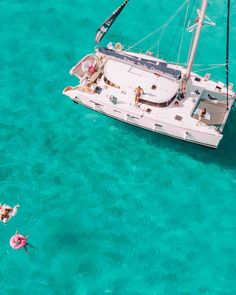 We still can't believe a year has already gone by since our very first sailing experience with Medsailors. Last summer we headed out on a catamaran for our honeymoon to discover Croatia for the very… Greece Vacation, Greece Travel, Vacation Trips, Italy Travel, Vacation Resorts, Vacation Spots, Greece Culture, Italy Culture, Catamaran