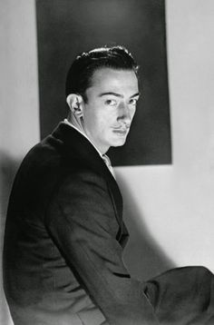 16 Interesting Portrait Photos of a Young Salvador Dali ~ vintage everyday