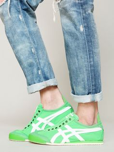 Onitsuka Tiger Audrey Runner at Free People Clothing Boutique