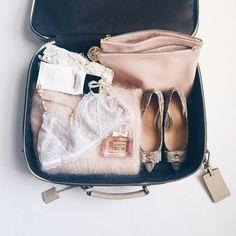 風呂敷やシャワーキャップを活用賢い女子が取り入れているスーツケースパッキング術