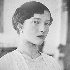 Grand Duchess Tatiana Nikolaevna Romanova of Russia.