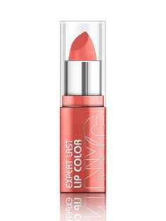 Peachy-pink looks lovely on everyone, and NYC New York Color Expert Last Lipstick in Peach Fizz ($1.99) has a smooth, velvety finish to boot.