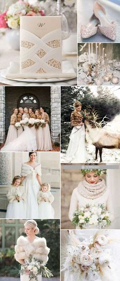 Nude and White Neutral wedding It seems like an all-white scheme, perfect for fairytale-chic girls who longing for a pure and impeccable true love. Winter Wedding Colors, Winter Weddings, Sage Green Wedding, Wedding Etiquette, Laser Cut Wedding Invitations, Elegant Wedding Dress, Wedding Trends, Wedding Decorations, Wedding Centrepieces