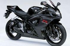 SUZUKI GSX-R 750  /  motorcycle