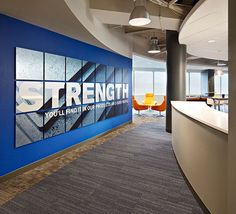 Leeco Steel - Workplace Featured Installation