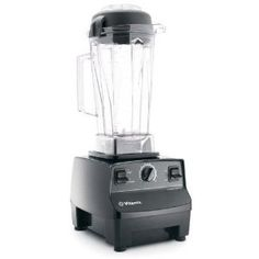 Vitamix Turbo Blend VS - the best blender for smoothies, nut butters/flowers, heated soups, and salsas.