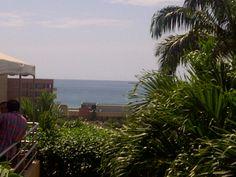 Manta, su mar. Vista desde hotel Mar Azul
