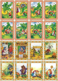Card Index munkahelyek - visszajelző Gingerbread Man, The Répa Preschool Learning Activities, Autumn Activities, Hobbies And Crafts, Crafts For Kids, Sequencing Pictures, Story Sequencing, Caricature Drawing, Atc Cards, Garden Theme