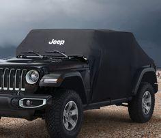 OEM 2018 Jeep Wrangler JL Vehicle Cover (Part #82215370) Mopar Jeep, Jeep Jl, Jeep Wrangler Parts, Wrangler Jl, Jeep Wrangler Accessories, Jeep Accessories, 2 Door Jeep, Rubicon, Jeep Life