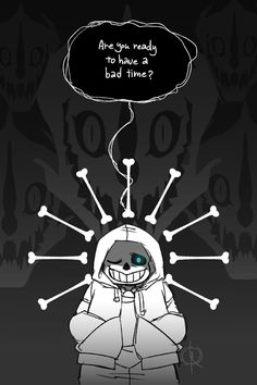 Sans' battle in the genocide route is by far one of the coolest... (leeffi.tumblr.com)