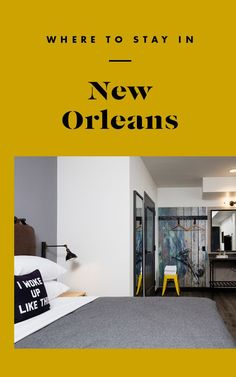 Where to stay in New Orleans /