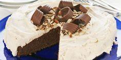 Chocolate Cakes, Food, Bolo De Chocolate, Chocolate Cake, Meals, Fudge Brownies, Chocolate Cookies