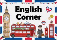Ideenreise: Englischplakat Varianten