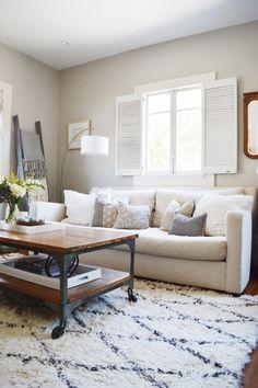 Latest False Ceiling Design For Rectangular Living Room