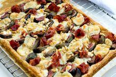 """Γειά σου, (léase """"Yasu""""), o lo que es lo mismo, Hola en griego. Quiches, Salty Foods, Empanadas, Canapes, Deli, Finger Foods, Tapas, Vegetable Pizza, Sandwiches"""