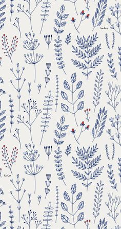 New Ideas Flowers Wallpaper Drawing Floral Prints Pattern Art, Pattern Design, Print Patterns, Pattern Flower, Pattern Painting, Floral Patterns, Surface Pattern, Whatsapp Wallpaper, Flower Doodles