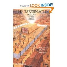 The Tabernacle : Shadows of the Messiah (Its Sacrifices, Services, and Priesthood) (See How the Tabernacle Relates to Jesus)